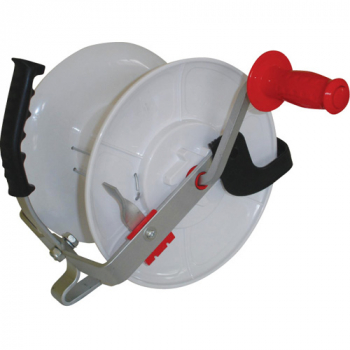 Geared Reel Side